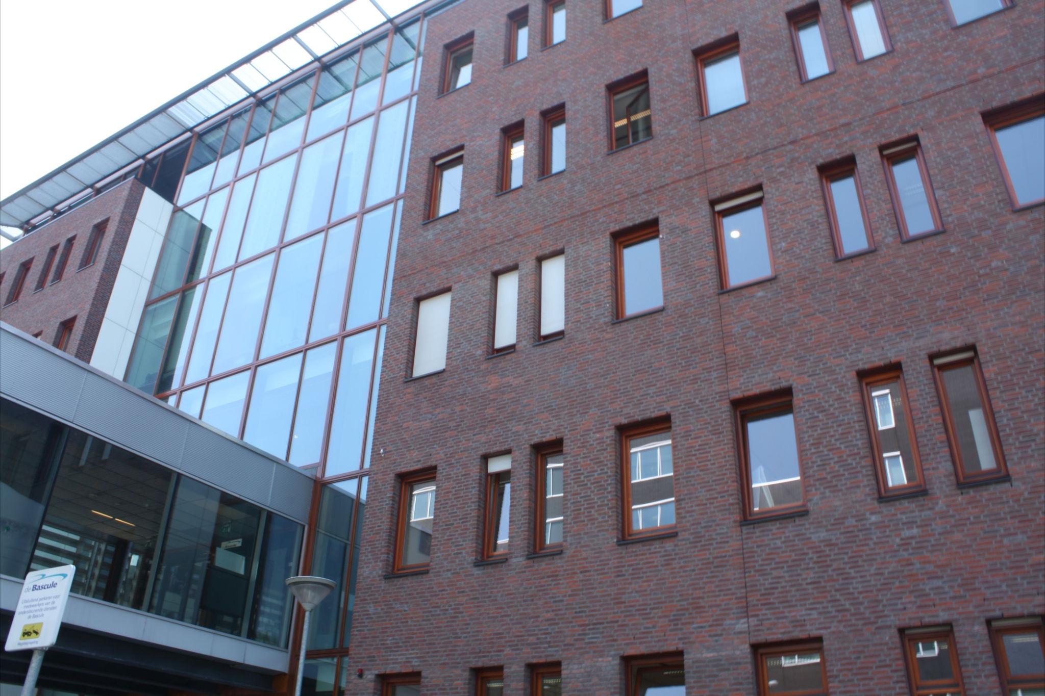 de Bascule, locatie Amsterdam Zuidoost